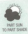 part sun to part shade
